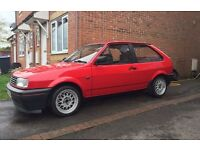 1992 VOLKSWAGEN POLO COUPE EXTREME MK2 LOW MILES 25K VERY RARE BARN FIND VW