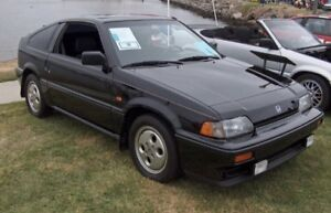 Looking for 1987 Honda Crx si