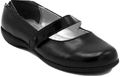 New Girls Kids Black Nautica Shoes  SZ 1
