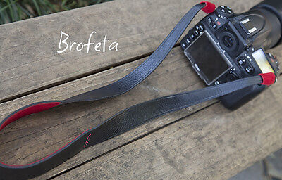 Brofeta Italy NIKON/LEICA/SONY/PENTAX/FUJIFILM neck/keep company with side by side strap length 105cm