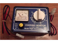 MFA CHARGING MONITOR FOR RC BNIB CHARGES 6V 7.2V 8.4V 9.6V