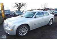 2009 Chrysler 300C read advert V6 auto SRT Design ecu air bags keys ignition
