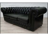 Chesterfield sofa 3 seats
