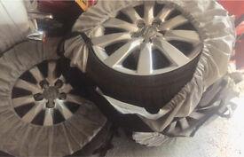 Audi alloys A1