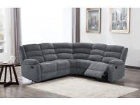 Fabric Corner Sofa BRAND NEW
