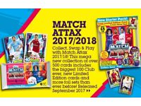 Match Attax 17/18 Swaps & Needs