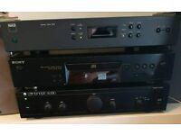 Cambridge Audio, Sony, NAD