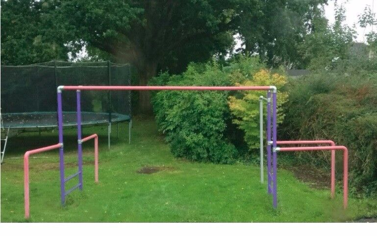 Monkey Bars Strong And Bright Funky Monkey Bars For Your