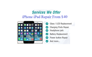 Best price iPhone iPad Screen /charging port Repair from $39 Maddington Gosnells Area Preview