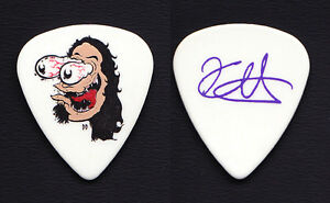 metallica kirk hammett signature caricature guitar pick 2004 st anger tour. Black Bedroom Furniture Sets. Home Design Ideas