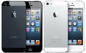 iPhone 5 16GB Bell/Virgin/ Solo. in White