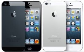 🔥🔥🔥OFFER- APPLE IPHONE 5 16GB UNLOCKED MINT CONDITION COMES WITH WARRANTY & RECEIPT