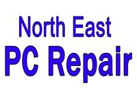 North East PC Repair .. Computer & laptop repair, Apple iPad & iPhone repair/screen replacement