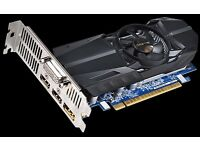 Gigabyte GTX 750Ti 2GB low profile