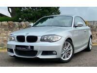 2010 BMW 1 Series 120d M Sport 2dr COUPE Diesel Manual
