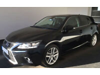 Lexus CT 200h FROM £45 PER WEEK!