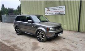 Land Rover, RANGE ROVER SPORT, Estate, 2010, Semi-Auto, 2993 (cc), 5 doors