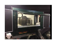 CATERING TRAILER SUITABLE SEVERAL USES