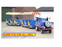 LAND TRAIN GREAT OPPORTUNITY