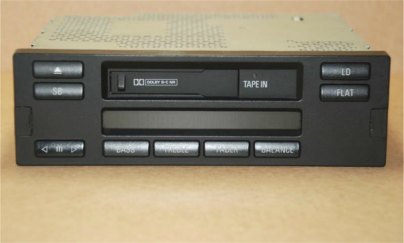 Bmw E38 Radio Cassette Stereo C23 1995 1996 1997 1998 740i 750il Dsp Rhebay: 1998 Bmw 740i Radio Receiver At Gmaili.net