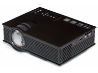 Brand new HD projector (1080p support) Unic 40+
