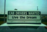 Barrie's Busiest Taxi Cab Broker is Hiring!