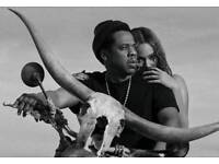 2x Jay Z and Beyonce OTR II tickets- London Sat 16th June