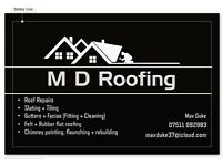 MD Roofing-Roofer in South East london