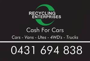 Buying Cars for Scrap - Cash for Cars Molendinar Gold Coast City Preview