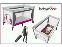 Babymoov travel cot almost new