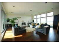 Large furnished Islington penthouse 2 double bedroom 2 bath available for rent.