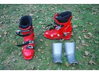 Ski Boots - size UK 8.5 - Scarpa Denali II