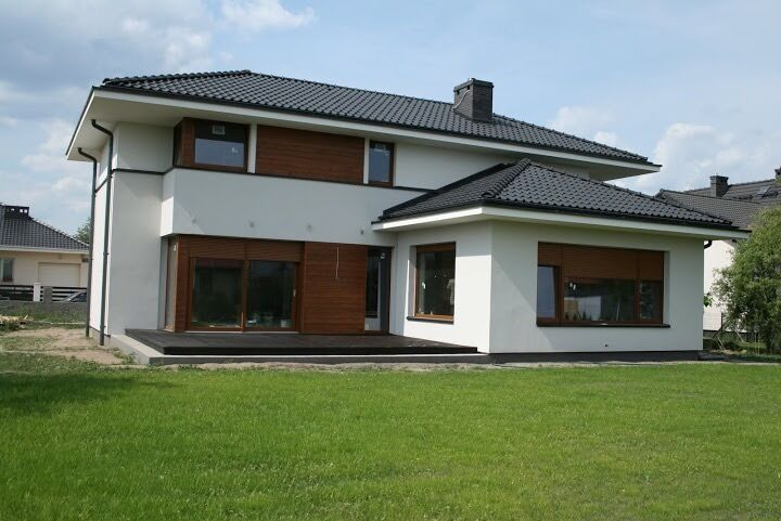 Rendering / external insulation