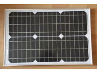 12V Portable Solar Power - 300W 220V ConverGYS Inverter, 4 LifePO4 38140S 12Ah Headway Batteries