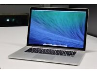 "Macbook Pro Retina 13.3"" 2.6Ghz, 8GB, 128GB, 2014 - PERFECT CONDITION"