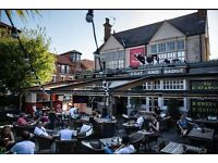 Floor and Bar Supervisor needed for a gastro/sport bar in Putney