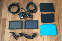 Two Blackberry Playbooks with Accessories - Reduced to $150