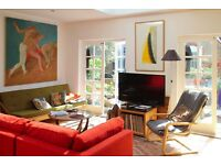 Great Flat-Share in heart of Notting Hill , large terrace, exceptional lounge £1160 pcm inc. bills