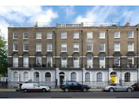 Stunning 1 bed flat within a grade II listed building in a desirable leafy square in Angel