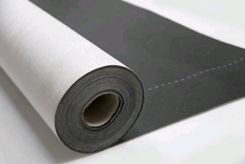 Black Pro Roof and Wall Breather Membrane 1.5m x 50M Roll