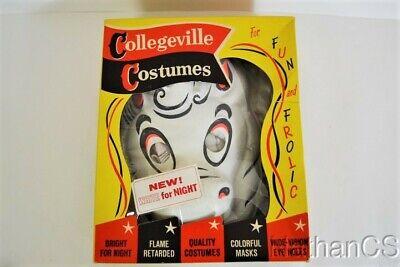 Rare 1960's CASPERS GHOSTLAND NIGHTMARE Costume Collegeville
