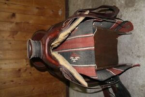 15,5'' Roping Saddle for Sale
