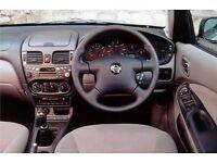 Nissan Almera Genuine CD & Tape Player