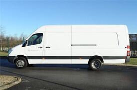 Bradford Man & Large Van available for removals collections and deliveries. Call Danny 07432034513