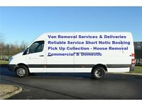 Van Removal Service Special Offer £20 Per Hour Loading and Unloding in London & UK Include Europe