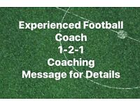 Football Coach 1-2-1