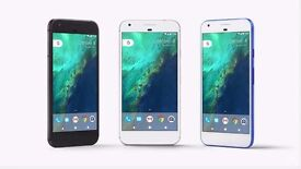 Google Pixel XL 32 GB Really Blue Unlocked Android Smartphone