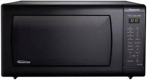 Panasonic 44L Inverter Microwave Oven NN-ST756BQPQ factory second Baulkham Hills The Hills District Preview