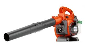 New HUSQVARNA 125B 28CC 170 Mph Gas Leaf/Grass Handheld Blower 2 Cycle 425 CFM