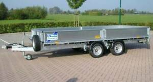 New Flatbed Trailer with ramps, Ifor Williams quality UK built Kenwick Gosnells Area Preview